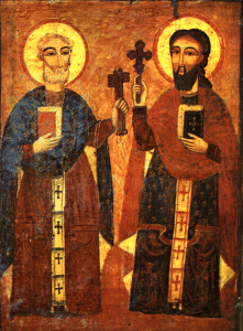 Sts Peter and PAul